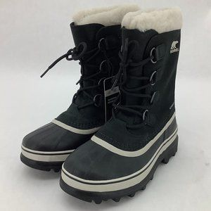 Sorel | Women's Caribou Winter Boots | Black